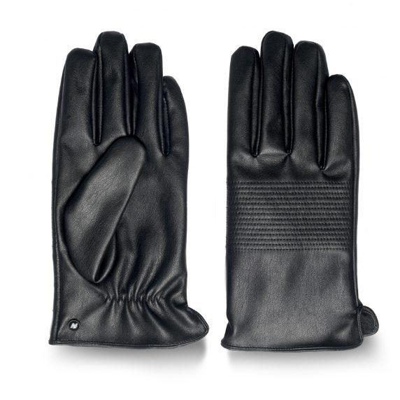 eco leren handschoen